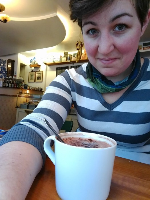 hot chocolate at mormors Copenhagen | Ellen Says Hola | Travel Blog