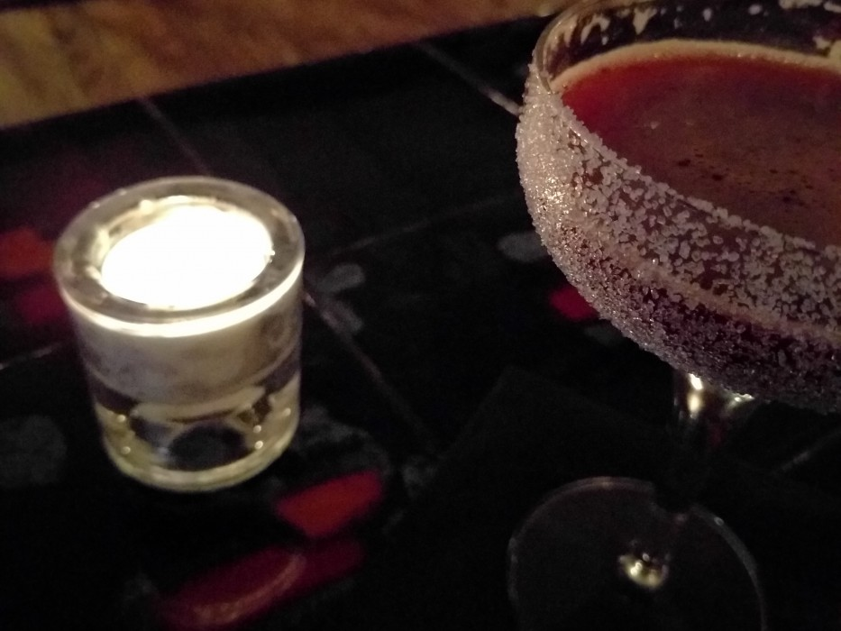 Cocktails in Edinburgh | Ellen Says Hola | Travel Blog