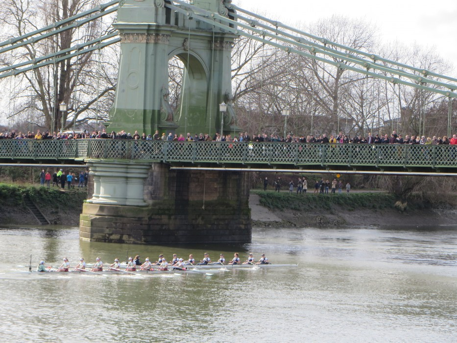 Oxford Cambridge Boat Race 2016 | Ellen Says Hola | Travel Blog