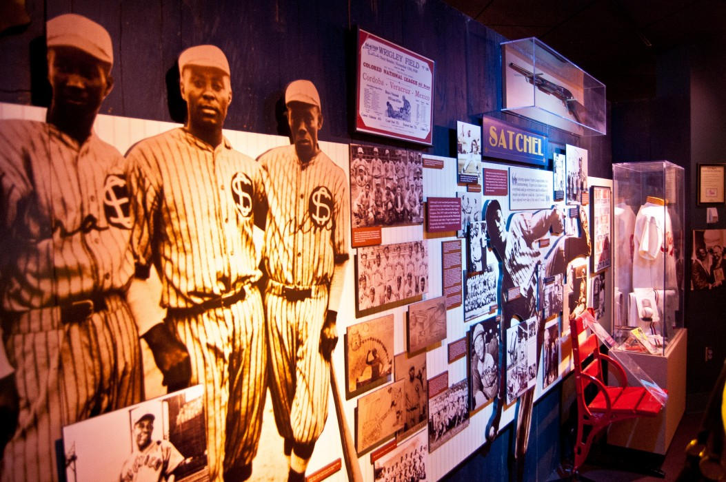 Negro Leagues Baseball Museum by MO Division of Tourism on Flickr