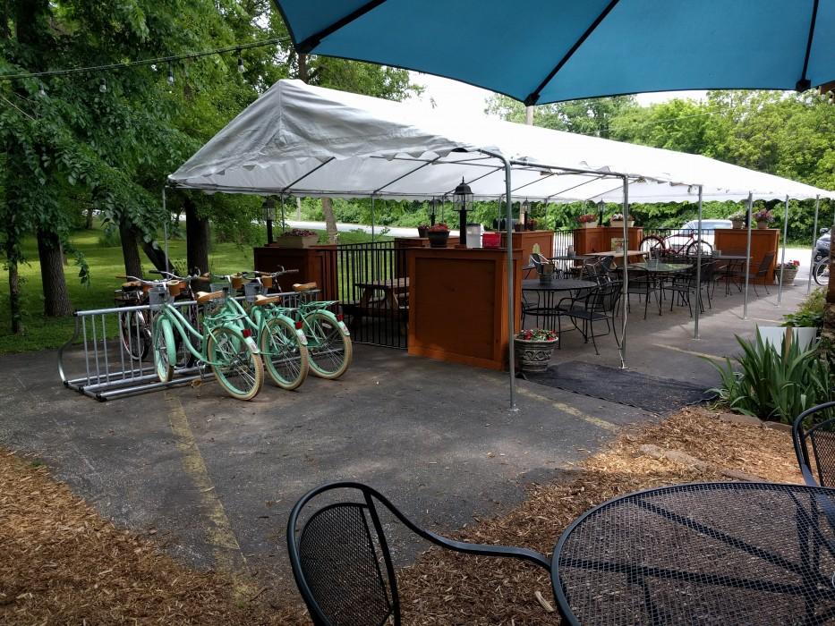 sequiota bike cafe